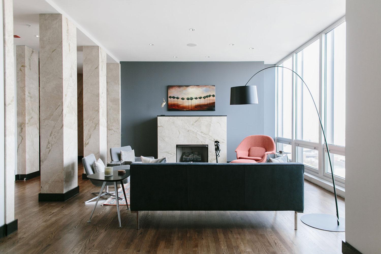 Chicago Interior Design Montgomery Ward Mia Rao Design
