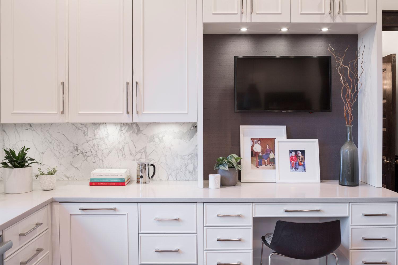 Chicago Interior Design : Tudor Meets Modern Kitchen : Mia Rao Design